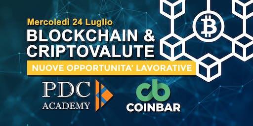 Nuove opportunità lavorative nel settore Blockchain e Criptovalute