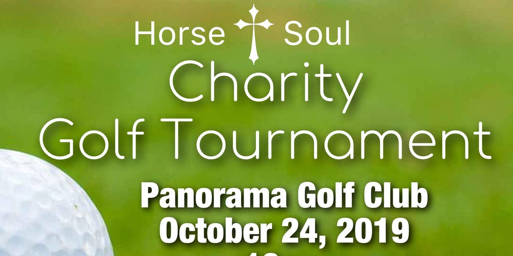 Horse and Soul Charity Golf Tournament Tickets, Thu, Oct 24, 2019 at 10:00 AM