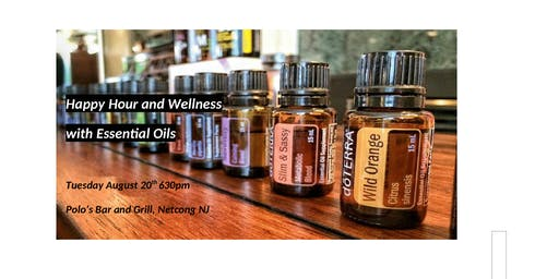 Happy Hour and Wellness with Essential Oils