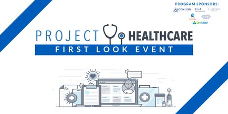 Project Healthcare 2019 First Look tickets