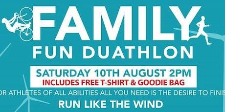 Ballyhale FamilyFunDuathlon - Saturday 10th August 2019 tickets