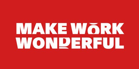 PLATF9RM Presents: Make Work Wonderful tickets