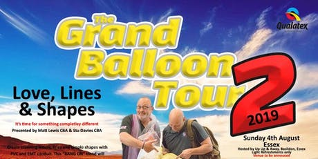 The Grand Balloon Tour 2 tickets