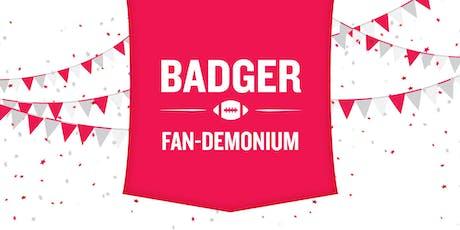 FAMILY: Badger Fandemonium  tickets