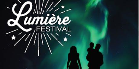 Lumiere Festival Ottawa tickets