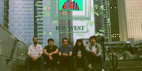 Roy West | Raised On TV | Sunset Cassette tickets