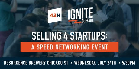 Selling For Startups: A Speed Networking Event tickets