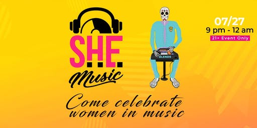 S.H.E. Music X Blends Beat Showcase Event