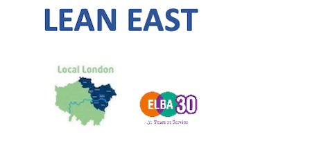 LEAN EAST Enterprise Adviser Networking Event tickets