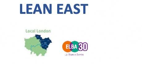 LEAN EAST Enterprise Adviser Networking Event tickets