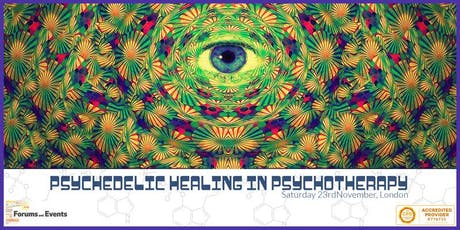 Psychedelic Healing in Psychotherapy tickets