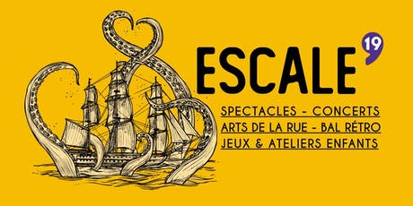 Festival Escale 19 - Concerts Electro Deluxe + Bounce4 tickets