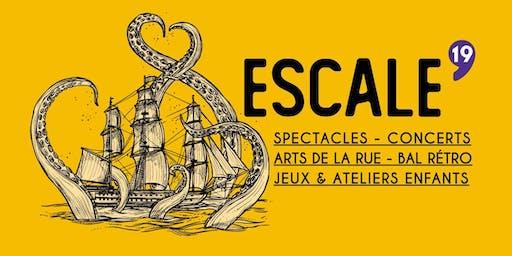 Festival Escale 19 - Concerts Electro Deluxe + Bounce4