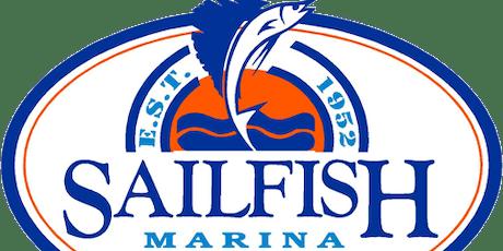 Sailfish Marina's Spiny Lobsterfest tickets