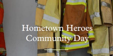 Hometown Heroes Community Day tickets