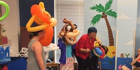Balloon Storyteller Laurel Alford tickets