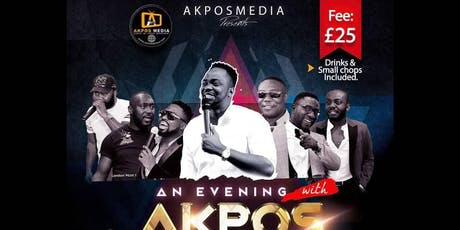 Akpos and Friends tickets