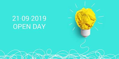 OPEN DAY - SCUOLA DI COUNSELING 2019 biglietti