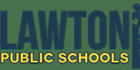 Work for Lawton Public Schools! tickets