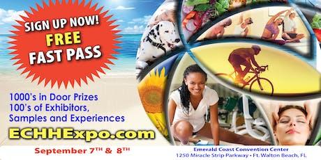 2019 Emerald Coast Holistic Health Expo tickets