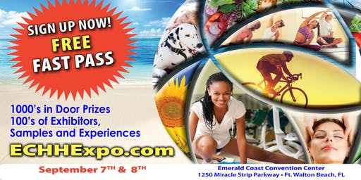 2019 Emerald Coast Holistic Health Expo