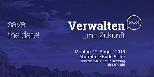 """4. """"Verwalten mit Zukunft Dialog"""" in der Sturmfreie Bude Alster"""