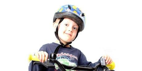 Beginner Biking - Arlesdene Family Centre - 16/08/2019 - 10:00-11:00 tickets