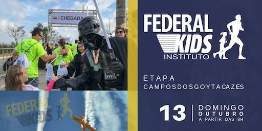 Federal kids - Etapa Campos dos Goytacazes
