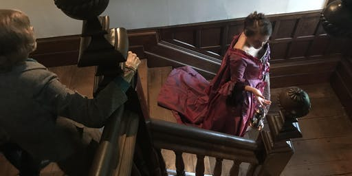 Chawton House: Costumed Hidden House Tour