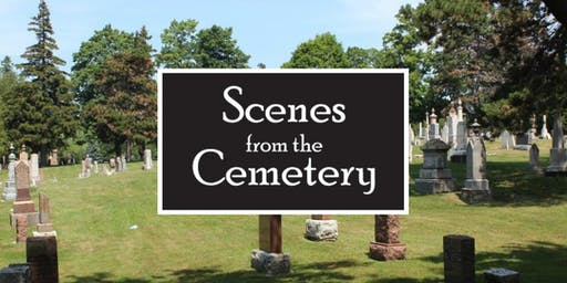 Sept 7: Scenes from the Cemetery