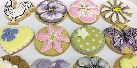 NEW - Royal Iced Biscuits - Runouts / Colour Flow - One Day Workshop tickets