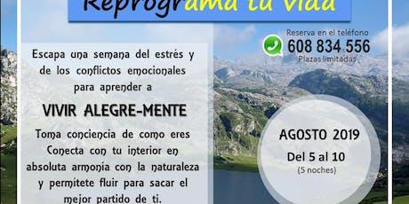 Charla informativa. vacaciones conscientes en Asturias entradas