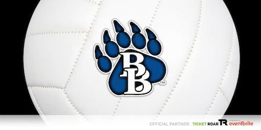 Brewer HS - Bear Volleyball Summer Camp | July 22 - 25