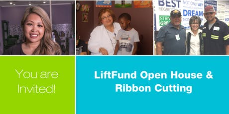 LiftFund Corpus Christi Open House and Ribbon Cutting tickets