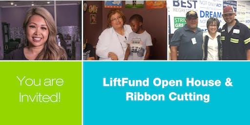 LiftFund Corpus Christi Open House and Ribbon Cutting
