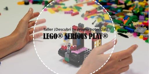 Taller LEGO® SERIOUS PLAY® para personas. ¡Descubri tu potencial!