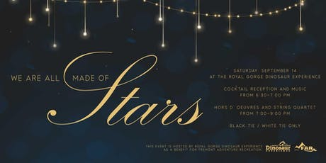 We Are All Made of Stars tickets