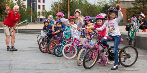 Cycle Training for Children - Ditch the Stabilisers