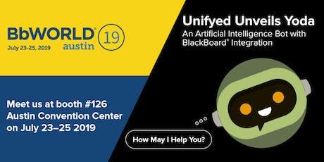 Bbworld: Unveiling Yoda - Artificial Intelligence Bot for Blackboard® tickets
