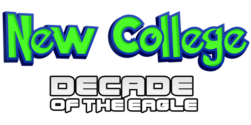New College: Decade of the Eagle Frosh Week (Kit Sale)