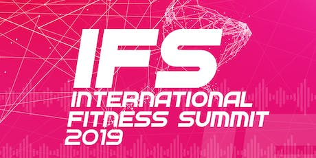 International Fitness Summit - Barcelona tickets