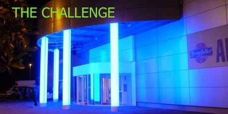 THE CHALLENGE - ROVIGO biglietti