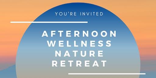 Wellness Nature Retreat for Caretakers