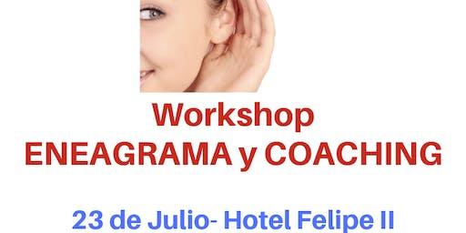 Workshop Eneagrama y Coaching Nivel 1 -Sist. FARO