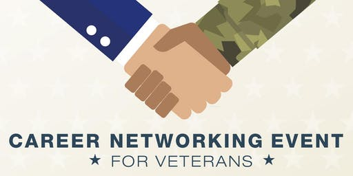 Career Networking Event for Veterans