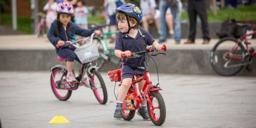 Cycle Training for Children - Level 1 Bikeability National Standards