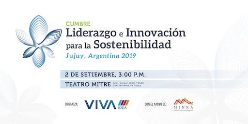 Cumbre Liderazgo e Innovación para la Sostenibilidad