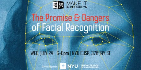 MIIB Meetup: The Promise and Dangers of Facial Recognition tickets