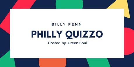 Billy Penn Philly Quizzo July 2019 tickets
