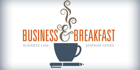 Business & Breakfast: Succession Planning tickets